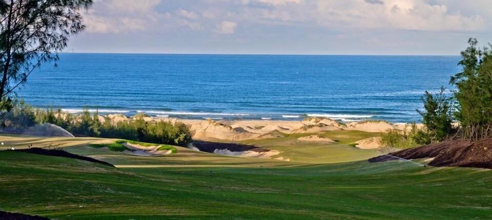Sân golf đẳng cấp quốc tế