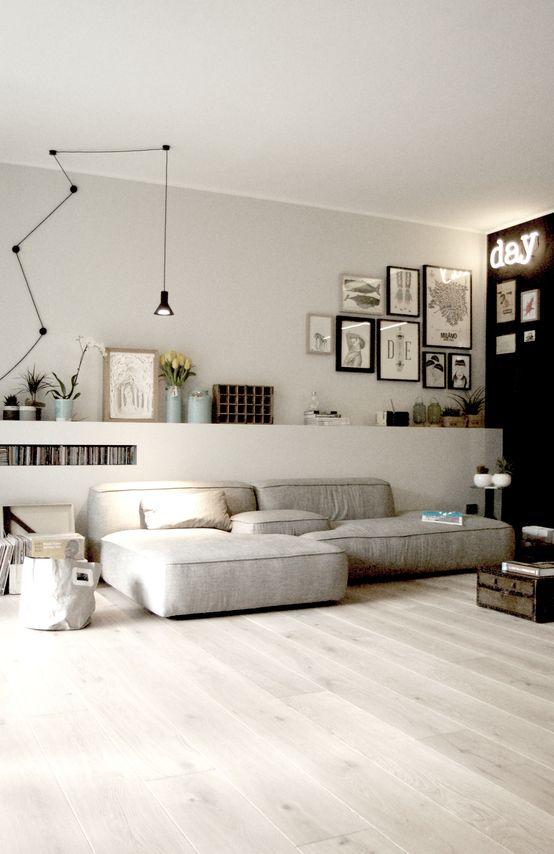 Mẫu thiết kế phòng khách hiện đại