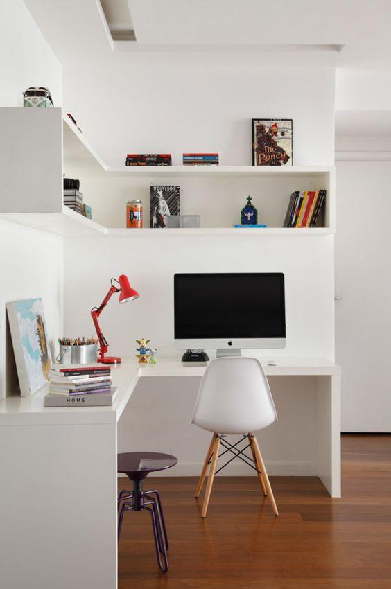 Sử dụng vách ngăn thạch cao giúp bạn có một không gian riêng làm việc
