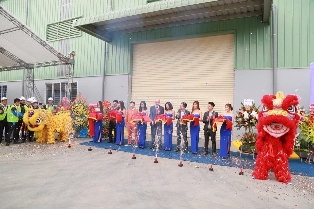 Lễ khánh thành Nhà máy Zinca 2